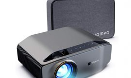 Proyector Vamvo L6200, 300″, 1080p Full HD, 6000Lux, sonido Dolby, compatible con Chromecast y Fire TV Stick por 154,99€ antes 229,99€.