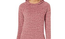 Amazon Essentials Brushed Tech Stretch Popover Hoodie Athletic