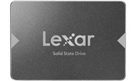 Unidad de Estado Sólido Lexar NS100 2,5″ 128GB SATA III (6Gb/s)