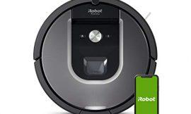 iRobot Roomba 960 Robot Aspirador, Succión 5 Veces Superior