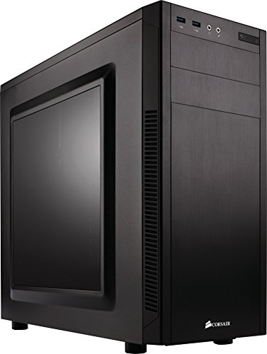 En este momento estás viendo Corsair Carbide 100R – Caja de PC, Mid-Tower ATX, Ventana Lateral, Negro