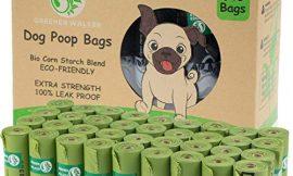 Greener Walker Bolsas para Excrementos de Perro,540 Unidades