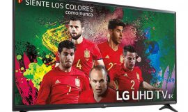 SmartTV LG 55UN7100ALEXA, 55″, 4K por 449,99€