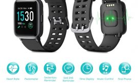 Smartwatch Latec, 14 modos deportivos, sensor de ritmo cardíaco, IP68 por 16 euros antes 19,99€ antes 39,99€.