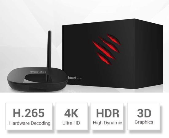En este momento estás viendo TV Box TaNix Hi6S, procesador Hisilicon, 4K,/1080P UI, BT 4.0, Android 9.0 a mitad de precio: 24,99€ antes 49,99€.