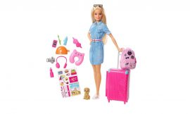 ¡Chollo! Barbie «Vamos de viaje» por sólo 19,99€ (PVP 29,99€)