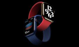 ¡Precio Mínimo! Ahorra comprando el Nuevo Apple Watch Series 6 en Amazon desde 409€