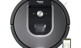 ¡Oferta del día! Robot  Roomba 960 con conectividad Wi-Fi y localización visual por 379€.
