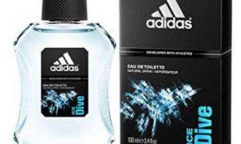 Colonia Adidas Ice Dive en formato de 100ml por sólo 6,99€ antes 10,75€.