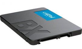 Disco duro SSD Crucial BX500 de 1TB por sólo 84,99€.