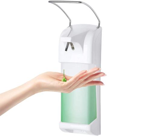 Dispensador/rociador de alcohol con sensor automático por 5 euros. Antes 25,99€.