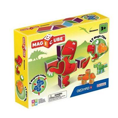 ¡Chollo! Geomag Magicube por sólo 9€ (PVP +24€)