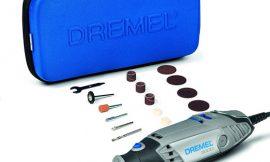 ¡Oferta del día! Multiherramienta Dremel 3000 potencia de 130W, estuche de almacenamiento y 15 accesorios por 41,99€.