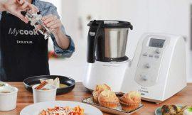 Robot de cocina por inducción Taurus Mycook One por 299,00€. Antes 440,64€.