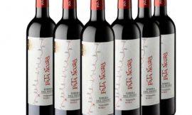 6 Botellas de vino tinto Pata Negra Roble con Denominación de Origen Ribera del Duero (6x750ml) por sólo 20,30€.