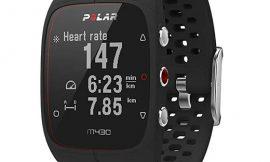 ¡Oferta del día! Reloj de entrenamiento Polar M430 por sólo 99,95€ en blanco, naranja o negro.
