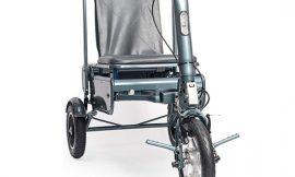 Scooter eléctrico plegable para mayores eFoldi con sistema de equilibrio de 4 puntos por 1842,99€ en Amazon,antes 2589,99€.