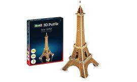 ¡Chollazo! Puzzle Torre Eiffel 3D de Revell por sólo 4,99€ (antes 12€)