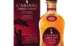 Whisky Cardhu Amber Rock en formato de 700ml por 24,60€.