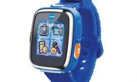 ¡Oferta CiberMonday! Smart Watch para niños VTech DX2 Kidizoom azul versión en español por 37,68€ antes 50,51€.