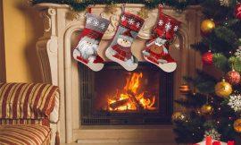 3 calcetines de navidad por 11,89€.