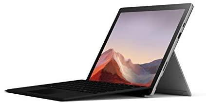 En este momento estás viendo Microsoft Surface Pro 7 – Ordenador portátil 2 en 1 de 12.3″ (Intel Core i5-1035G4, 8GB RAM, 128GB SSD, Intel Graphics, Windows 10) Plateado