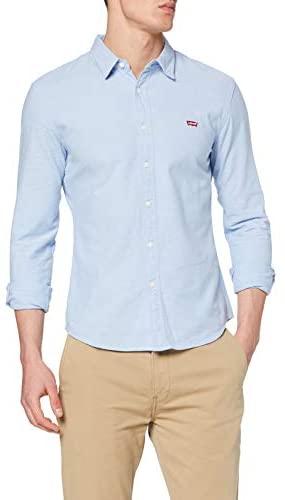 En este momento estás viendo Levi's LS Battery Hm Shirt Slim Camisa para Hombre