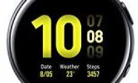 Samsung Galaxy Watch Active2 – Smartwatch, Bluetooth, Negro, 40 mm