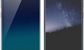 CUBOT J5 Teléfono Móvil Doble SIM Smartphone 5.5 Pulgadas Pantalla Táctil Capacitiva,Android 9.0 Operativo,16GROM,2800mAh Batería,Procesador Cuatro Núcleos,Identificación de Cara(Gradiente)