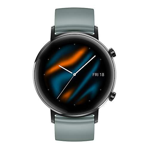 En este momento estás viendo Huawei Watch GT 2 Sport – Smartwatch con Caja de 42 mm, Hasta 1 Semana de Batería