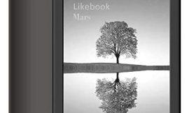 Likebook Mars e-Reader, Pantalla táctil de 7.8″, 300PPI, luz cálida/fría incorporada, Audible, Google Play Store, Android 8.1