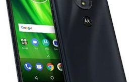 Motorola Moto G6 Play – Smartphone Libre DE 5.7″ MAX Vision Full HD, 4.000 mAh de batería, cámara de 13 MP, 3 GB de RAM + 32 GB de Almacenamiento, procesador Snapdragon 430 DE 2.2 GHz, Color Azul