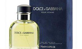 Dolce & Gabbana pour homme eau de toilette vapo 75 ml