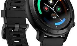 Ticwatch GTX Fitness Smartwatch para Hombres y Mujeres, con 10 días de duración de la batería, IP68 para Nadar a Prueba de Agua, monitoreo de frecuencia cardíaca, Seguimiento del sueño