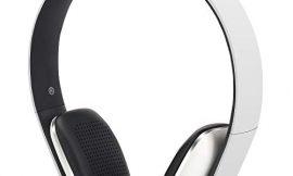 August EP636 – Auriculares Bluetooth de Diadema Casco Inalámbrico NFC con Micrófono