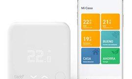 tado° Termostato Inteligente Cableado Kit de Inicio V3+ – Control inteligente de calefacción