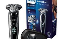 Philips Serie 9000 S9711/41 – Máquina de afeitar con cabezales de 8 direcciones