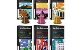 FRHOME – 96 Cápsulas de café compatibles con maquinas Dolce Gusto:registered: