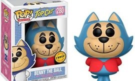 Funko POP! Hanna Barbera:Top Cat – Benny The Ball Chase Vinyl Figure #280