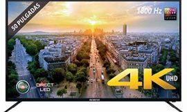 TV LED INFINITON 50″ INTV-50 4K UHD 1800HZ – Reproductor y Grabador USB – HDMI – Modo Hotel