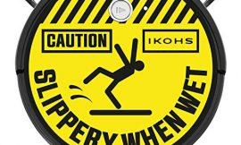 IKOHS NETBOT S15 – Robot aspirador profesional 4 en 1: barre, aspira, pasa la mopa y friega (Netbot s15 / Slippery when wet)