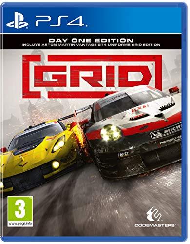 En este momento estás viendo Grid Day One Edition PS4