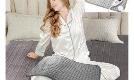 Almohadilla eléctrica Hengda 42x32cm para espalda lumbares o piernas, 9 niveles de calor y temporizador por 20,29€.
