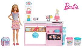 Barbie y su pastelería de Mattel por sólo 23,49€.