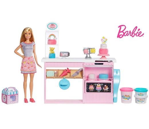 En este momento estás viendo Barbie y su pastelería de Mattel por sólo 23,49€.