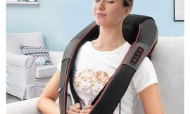 Masajeador Atmoko 3D para cervicales, hombros o cualquier otra zona del cuerpo, con función de calor y masaje por 31,49€ antes 69,99€.