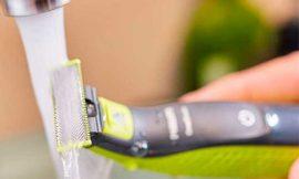 Oferta del día! Afeita, recorta y perfila con la Philips OneBlade, incluye tres peines por 34,99€.