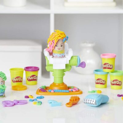 ¡Oferta Flash! La barbería de Play-Doh por sólo 11,49€.