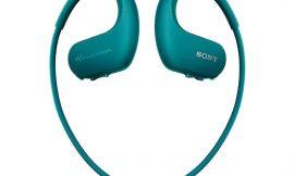 Sony Walkman NWWS413 verdes con 4GB de capacidad, resistentes al agua, el polvo y las altas temperaturas, bluetooth por 59,94€ antes 84,91€.