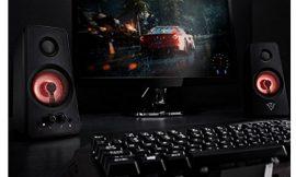 Altavoces gaming Trust GXT 608 por 35,99€ antes 58,79€.